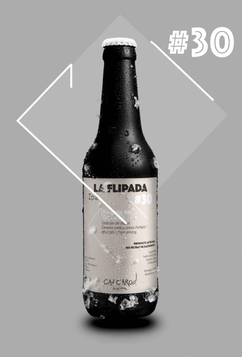 Cervesa Can Carod.  7