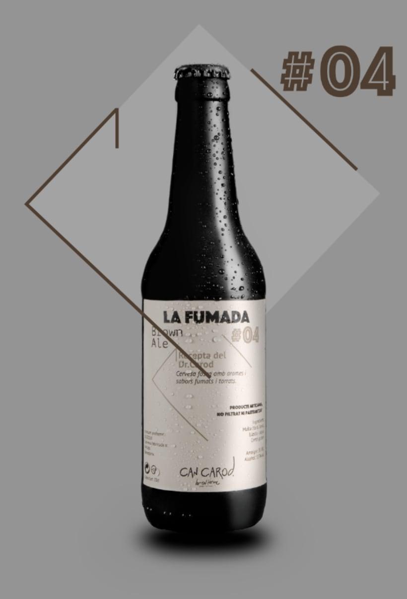 Cervesa Can Carod.  8