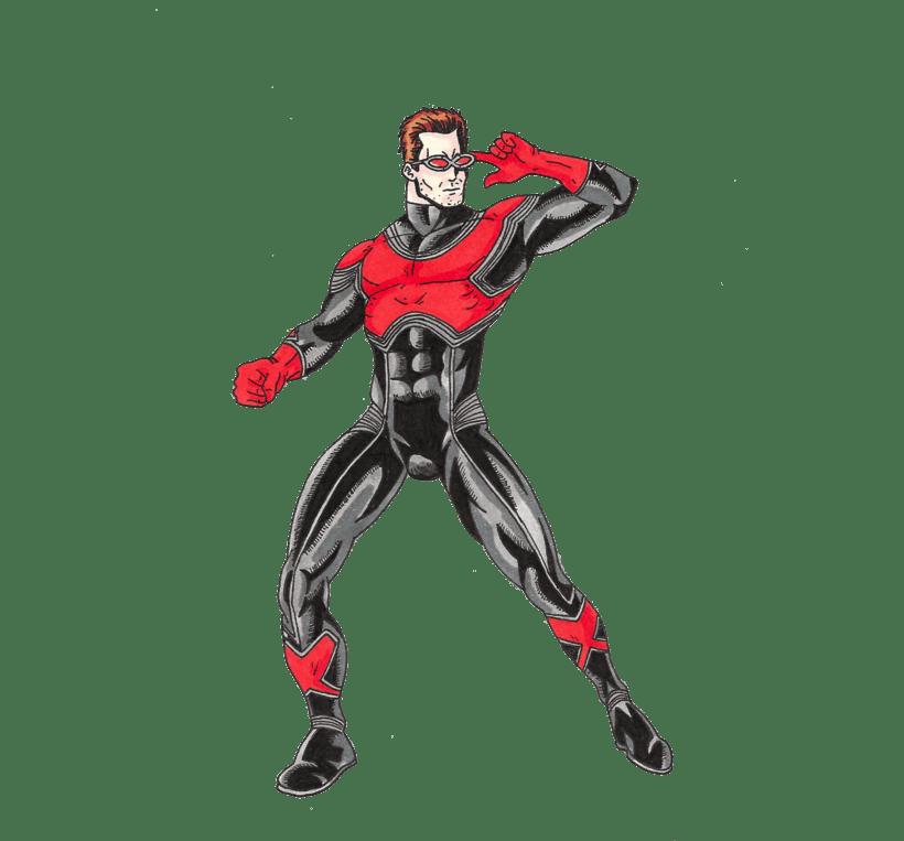 X-men Cyclops 1