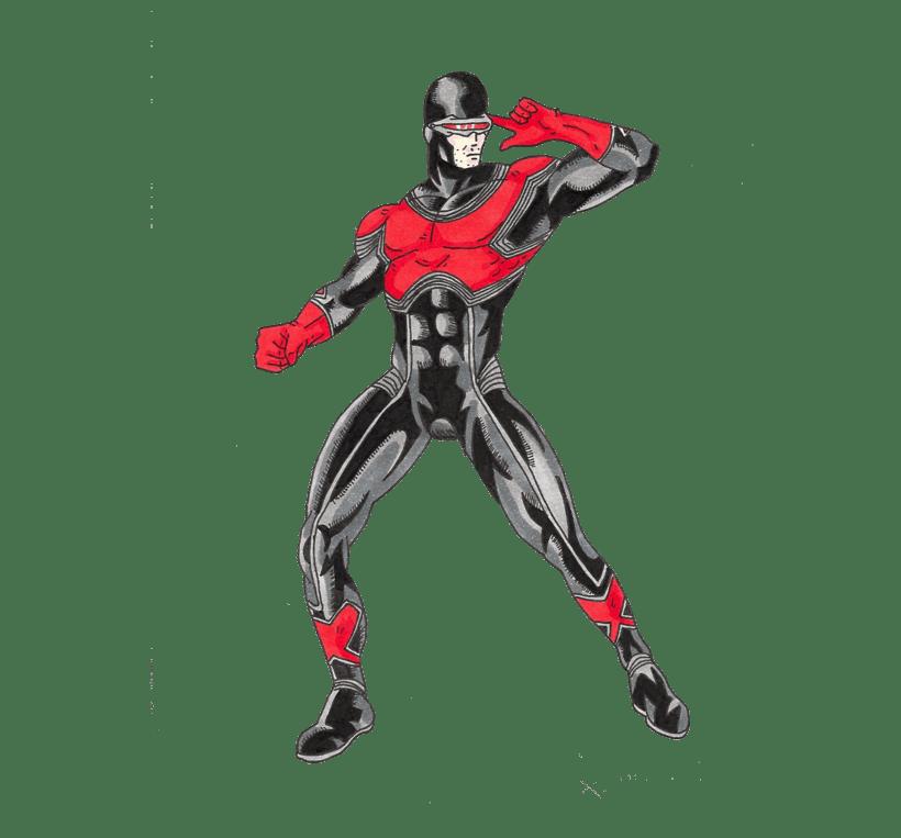 X-men Cyclops 2