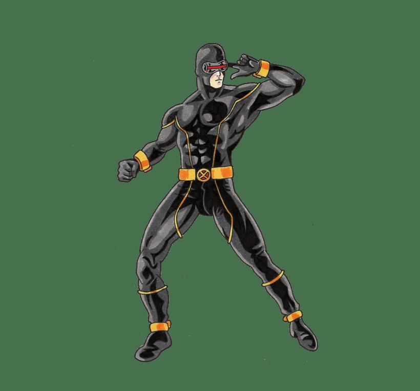 X-men Cyclops 3