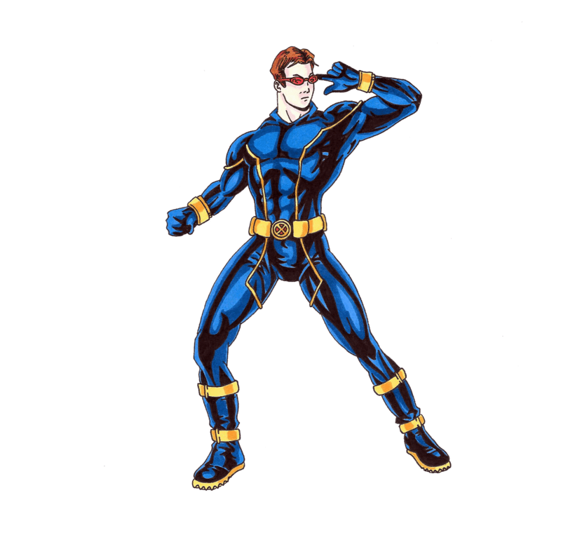 X-men Cyclops 4