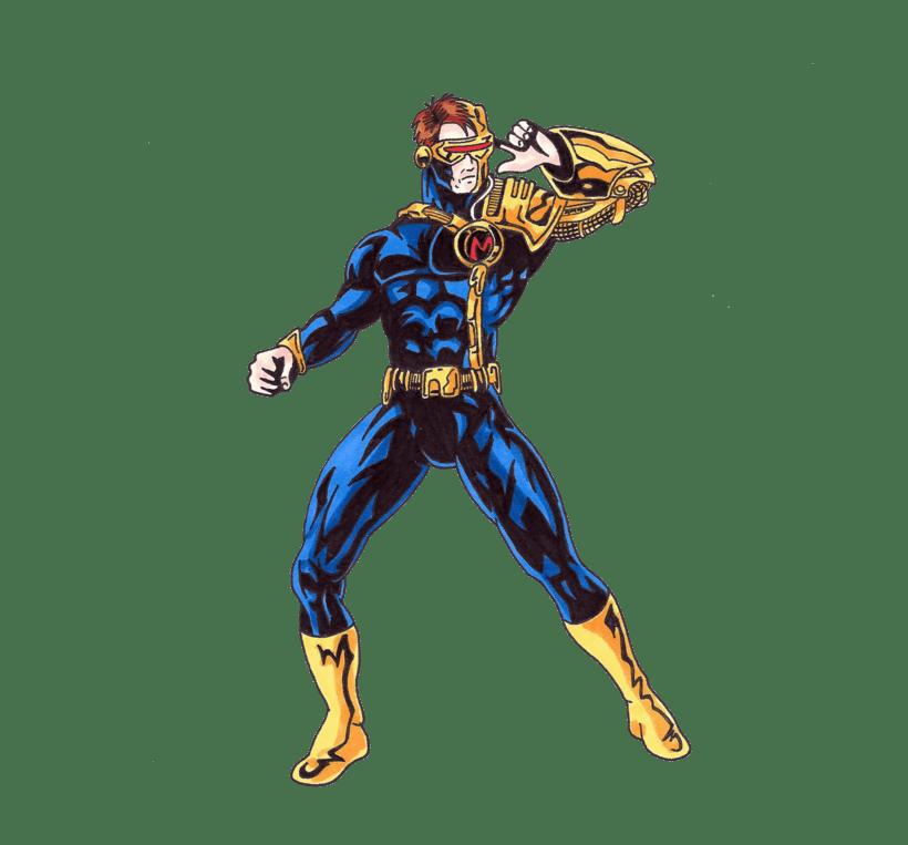 X-men Cyclops 5