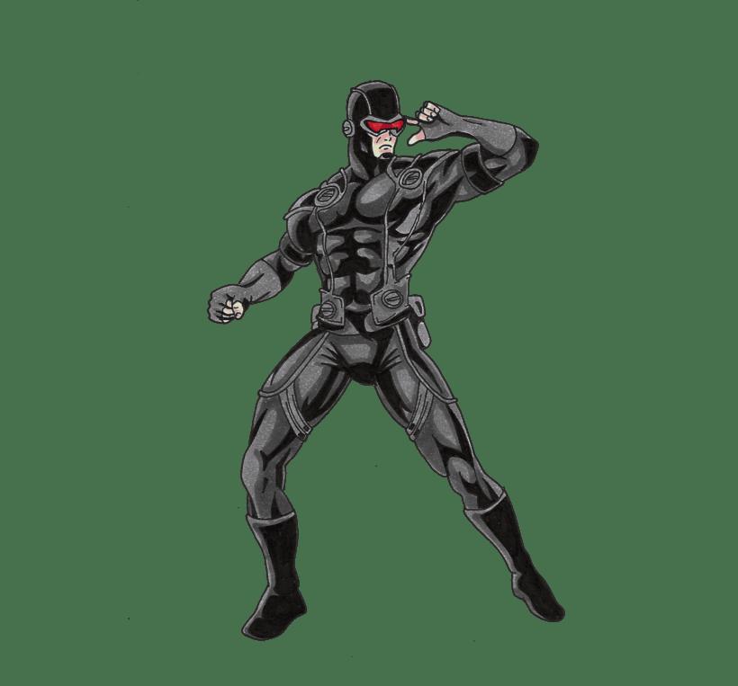 X-men Cyclops 6