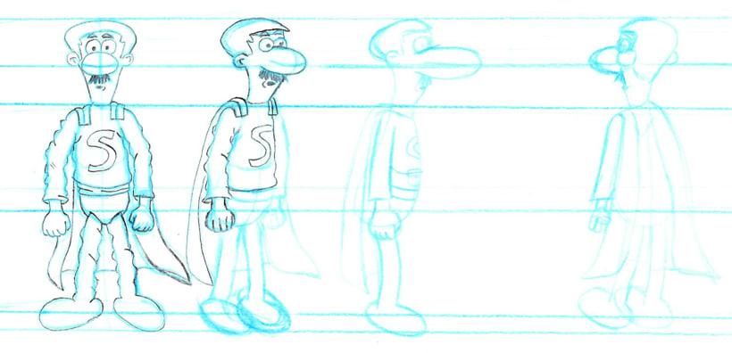 Varios bocetos 4