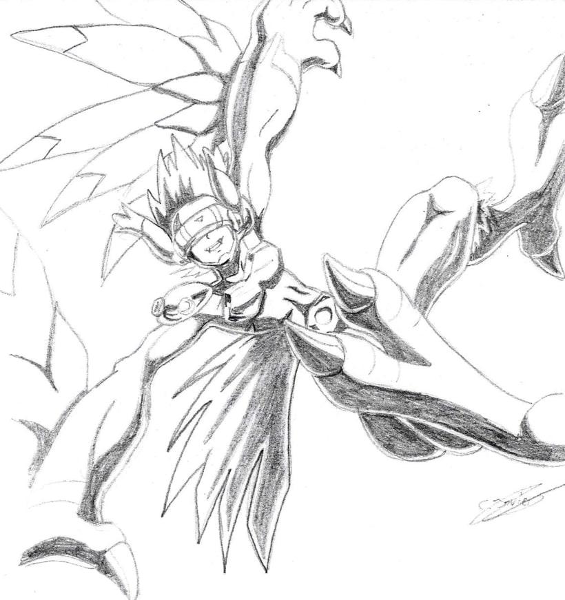 Varios bocetos 5