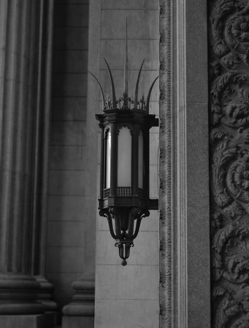 Montevideo histórico en blanco y negro 1