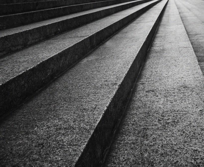 Montevideo histórico en blanco y negro 3