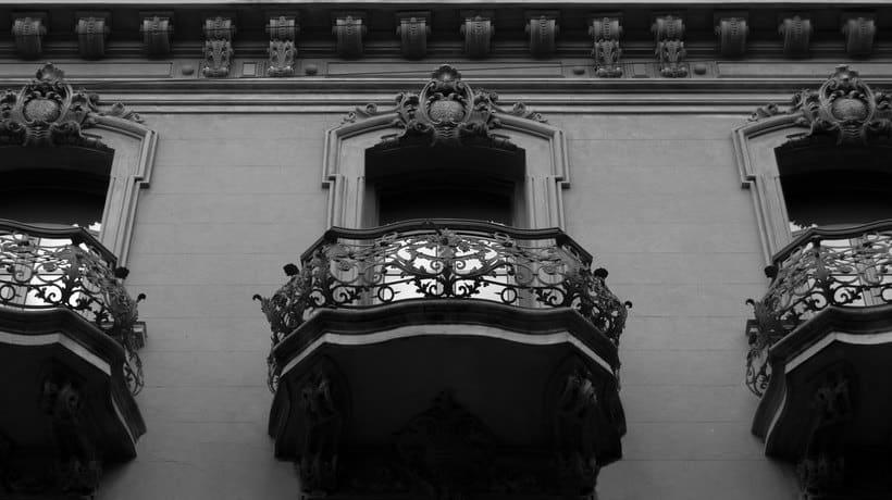 Montevideo histórico en blanco y negro 5