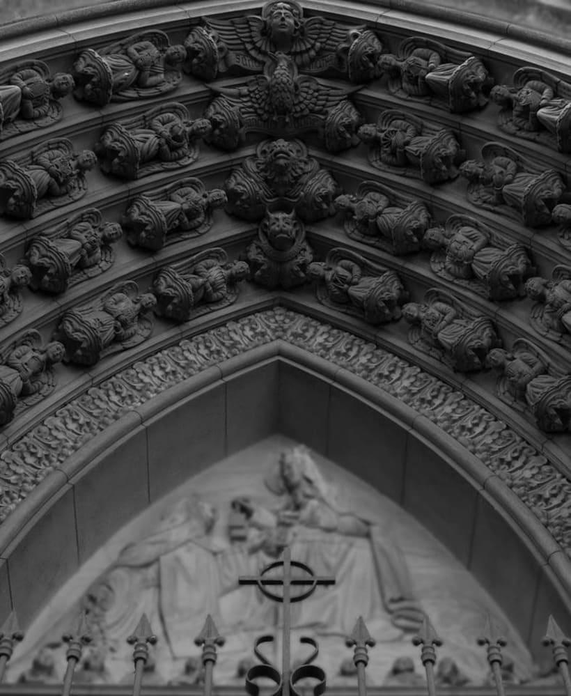 Montevideo histórico en blanco y negro 7