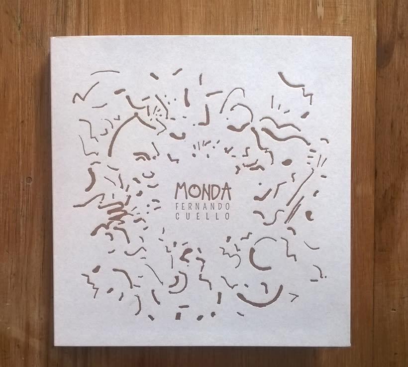 Arte del disco MONDA de Fernando Cuello 1