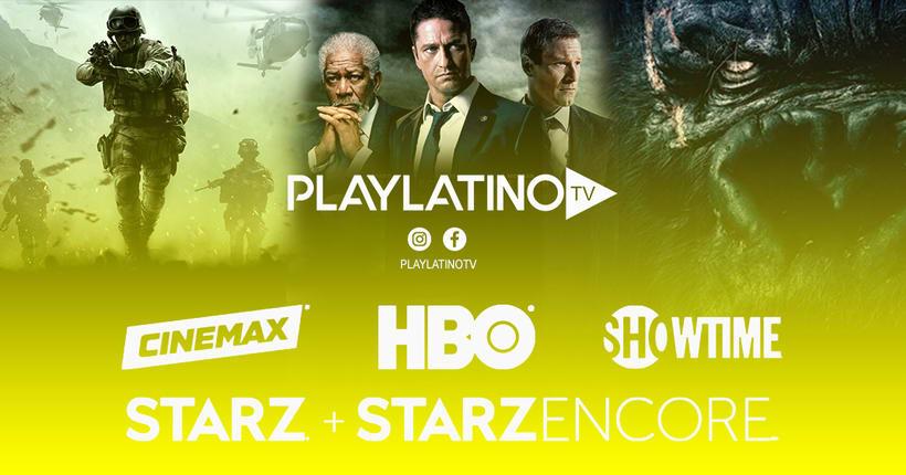 Play Latino Tv 8