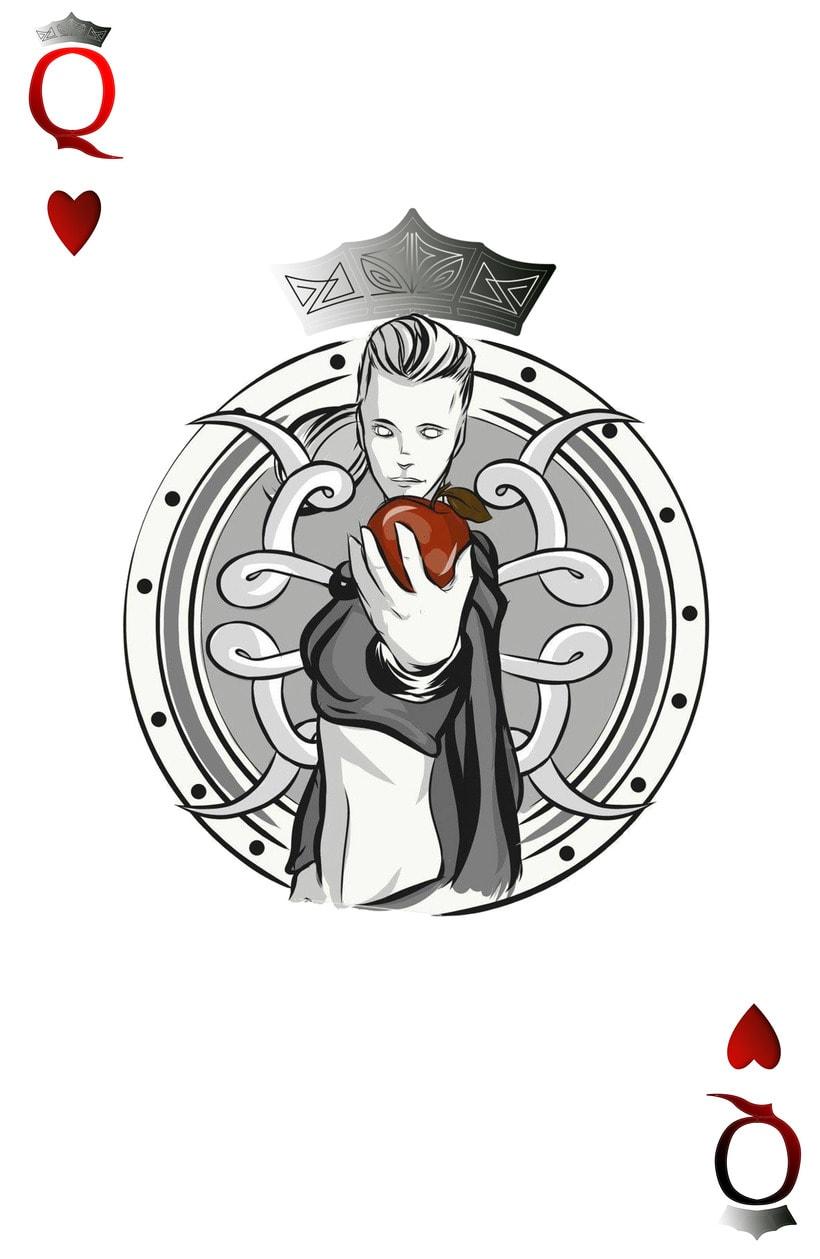 Baraja de póquer nórdica versión lite 1