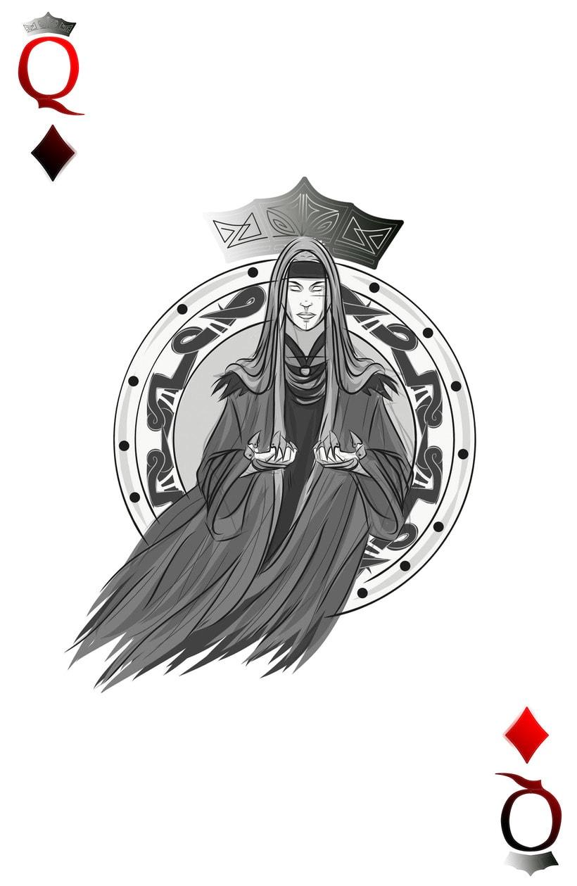 Baraja de póquer nórdica versión lite 5