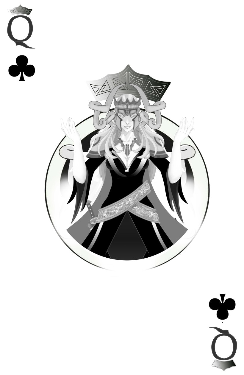 Baraja de póquer nórdica versión lite 3