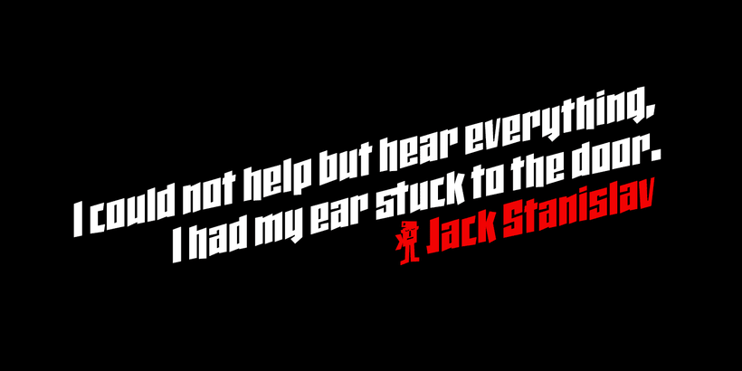 Jack Stanislav -Display Font- 4