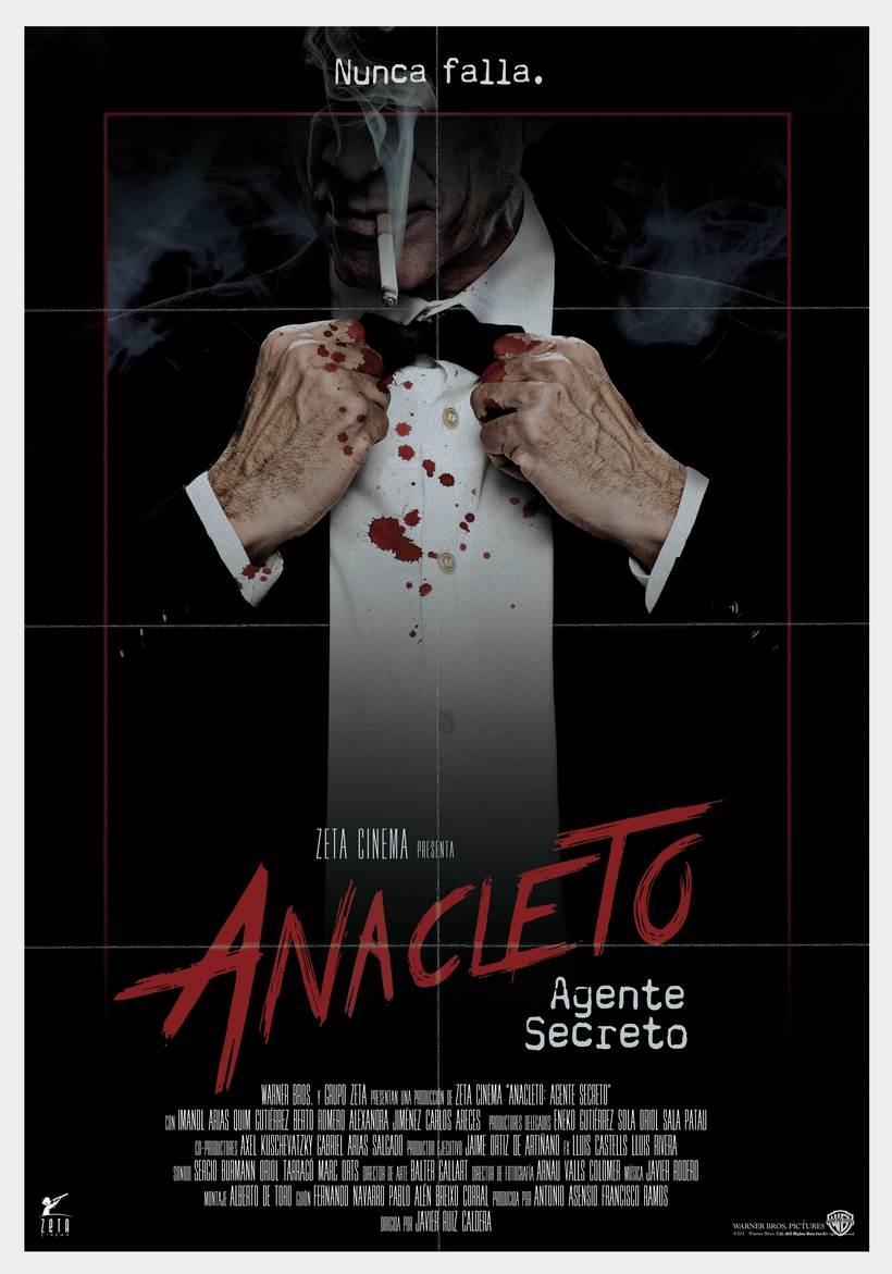 Anacleto: Agente Secreto -1