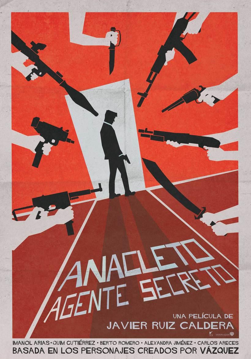 Anacleto: Agente Secreto 0