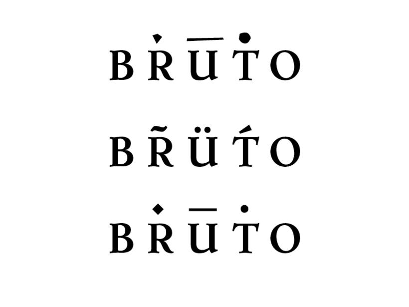 BRUTO Branding - Propuesta 2 3