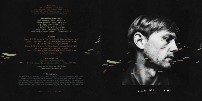 Van William Booklet design 0