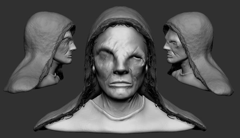 Mi Proyecto del curso: Modelado de personajes en 3D 0