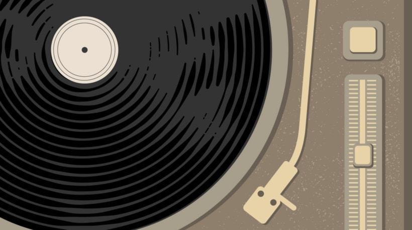 Record player - Loop 1