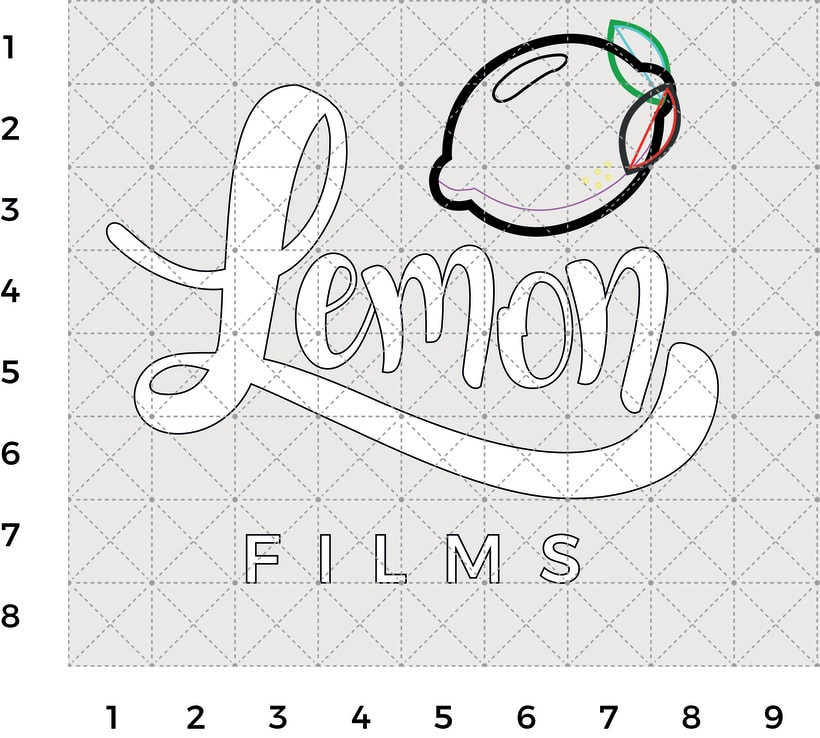 Lettering de gran formato/ Proyecto personal (Lemon Films) 1