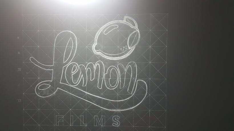 Lettering de gran formato/ Proyecto personal (Lemon Films) 8