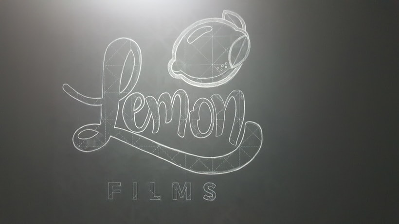 Lettering de gran formato/ Proyecto personal (Lemon Films) 9