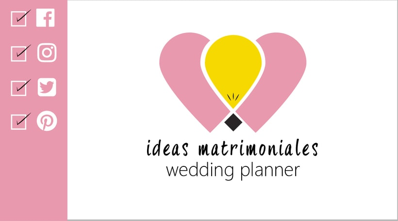 "Wedding Planner ""Ideas matrimoniales"" 1"