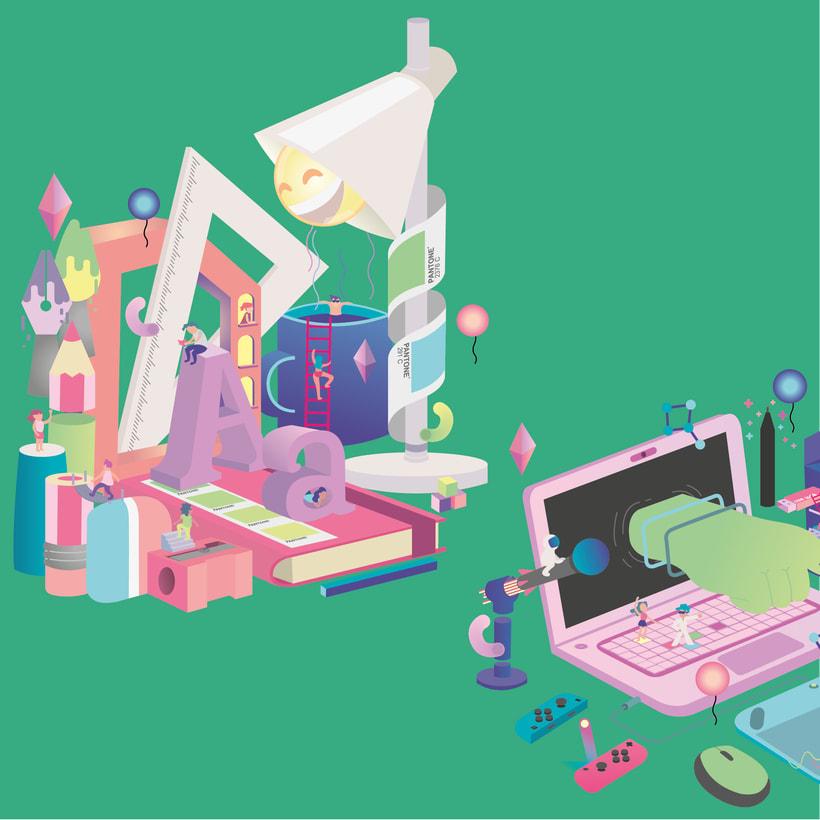 20 Años Diseñando - Escuela de Diseño UniModelo 0