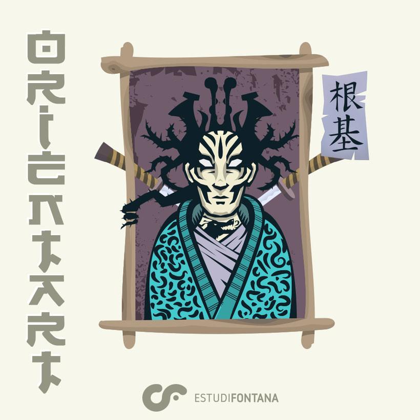 Japan Illustrated -1