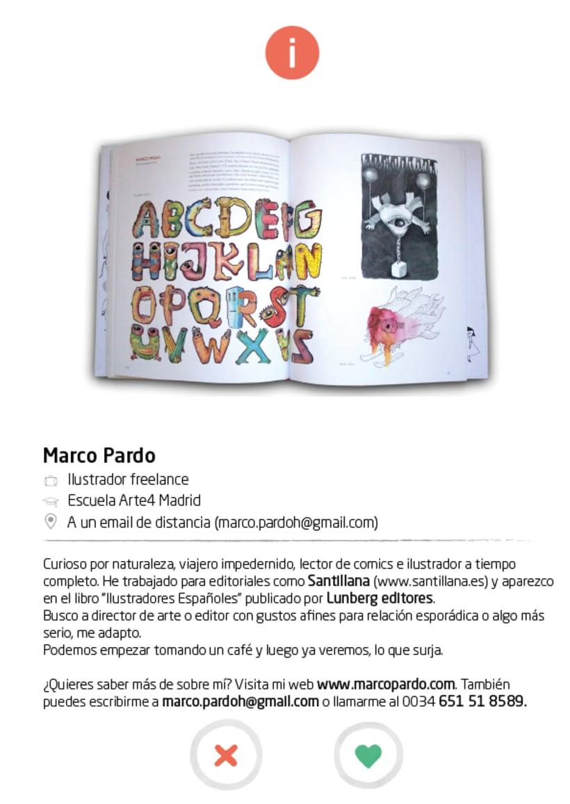 Portfolio Marco Pardo Ilustra | Domestika