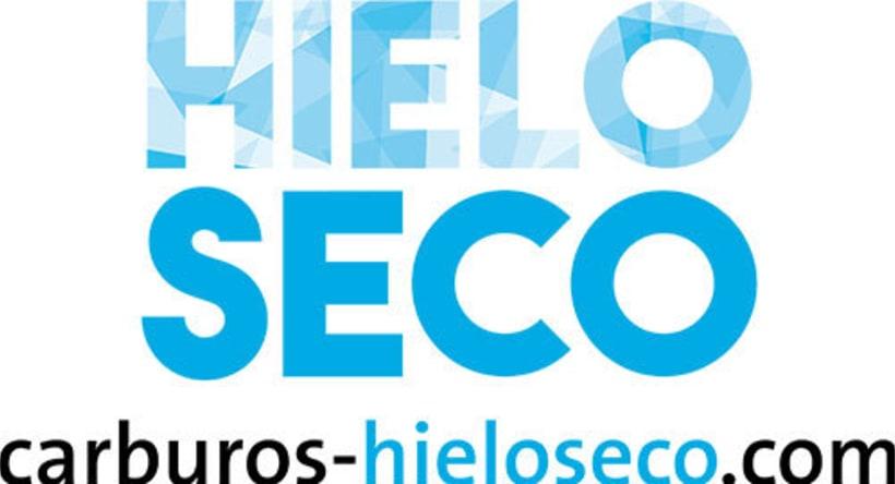 Diseño de logo para Carburos Hielo Seco 0