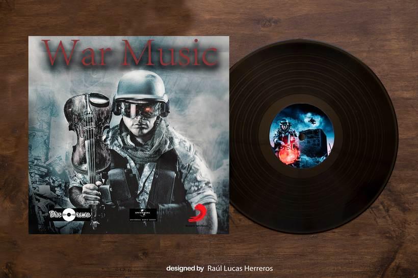 Vinilo (clasico personal musica de guerra) 0