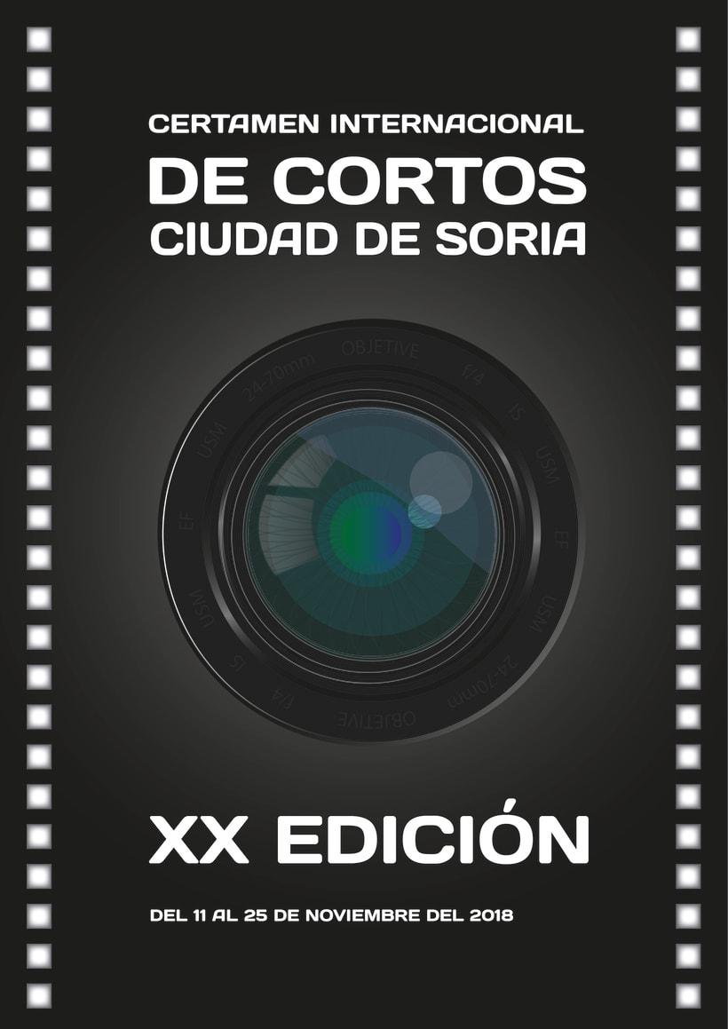 cartel Cortos Soria 2018 -1