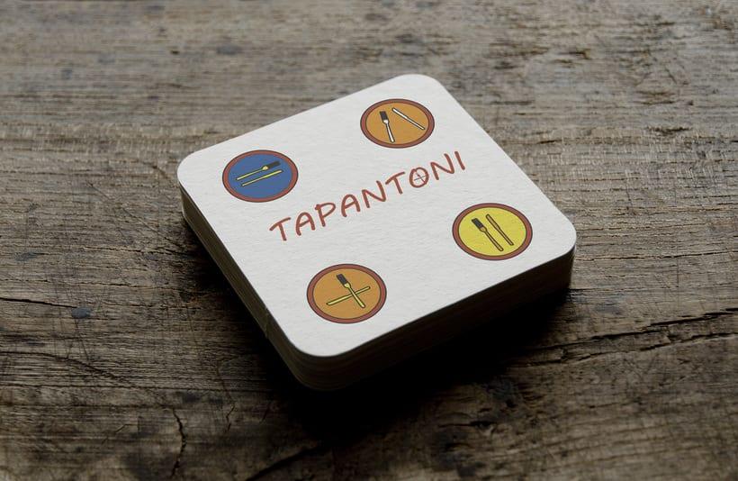 Posavasos Tapantoni 2018 -1