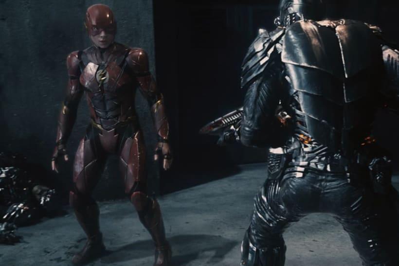 Justice League - Layout  10