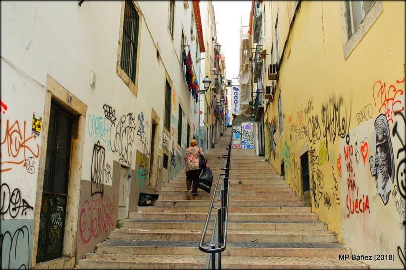 Viaje a Portugal. Parte II : Lisboa 5