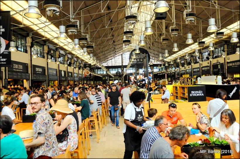 Viaje a Portugal. Parte II : Lisboa 9