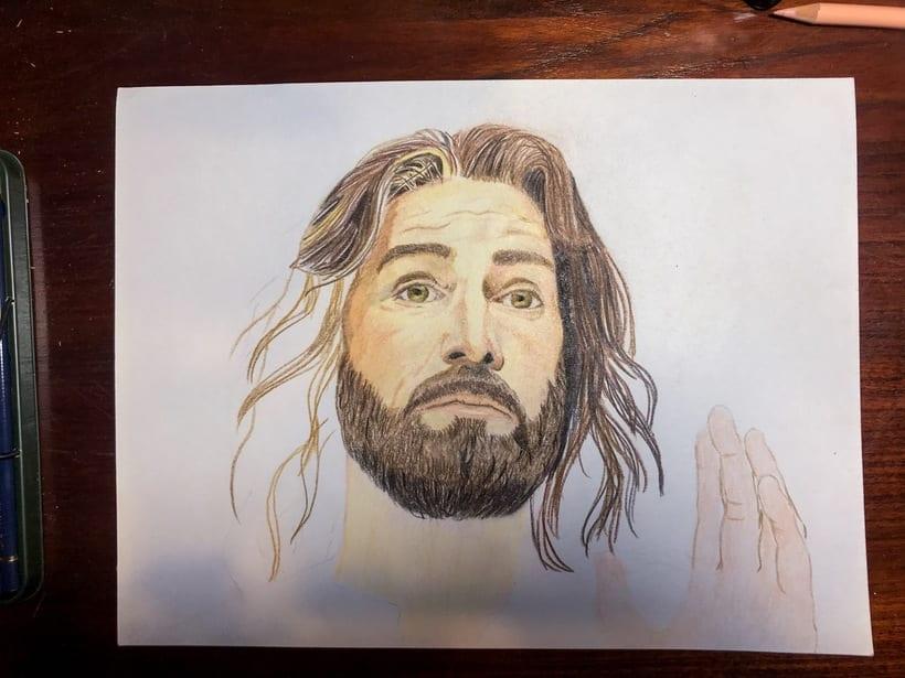 Jesús en la Pasión de Cristo 0