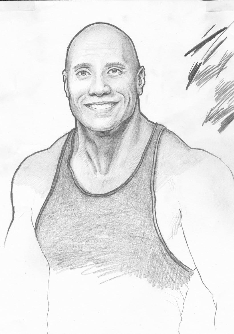 """Dwayne """"The Rock"""" Johnson 2"""