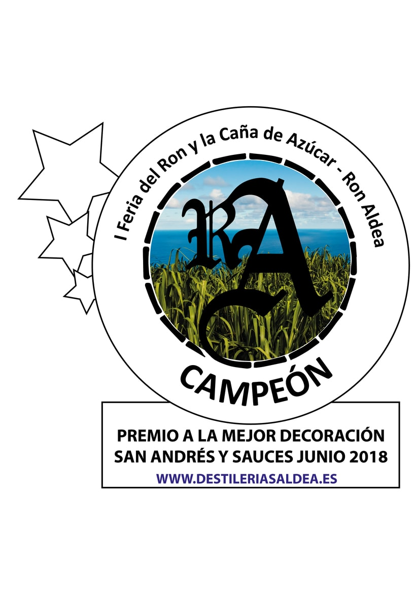 Trofeos I Feria del Ron y la Caña de Azucar 1