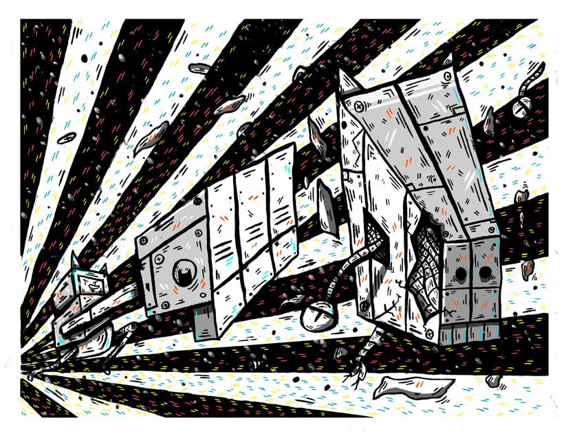 Ilustraciones en tinta china Pt.1 3