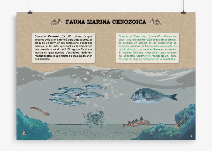 Carteles para el Museo de la Baronía de Ribesalbes, Castellón 12