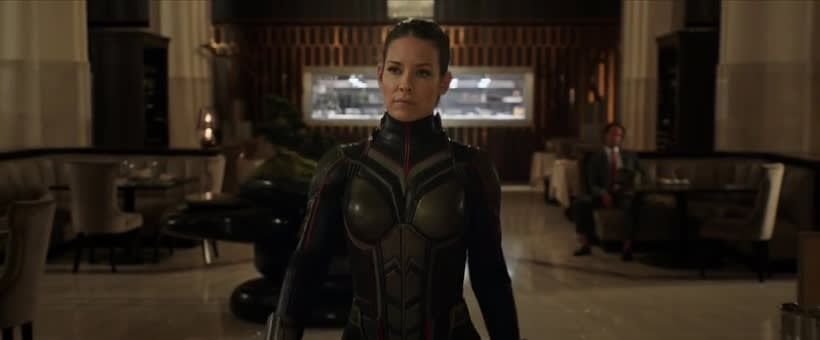 Ant-Man and the Wasp - Layout 8