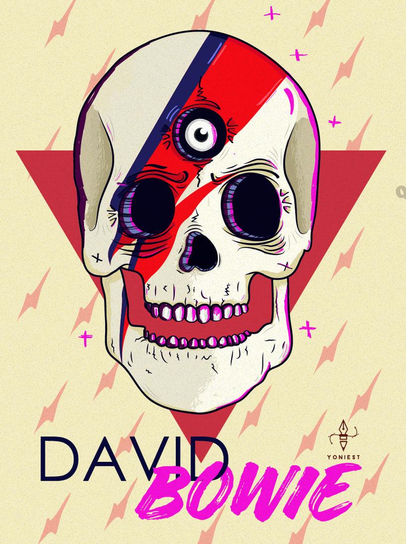 DAVID BOWIE 1