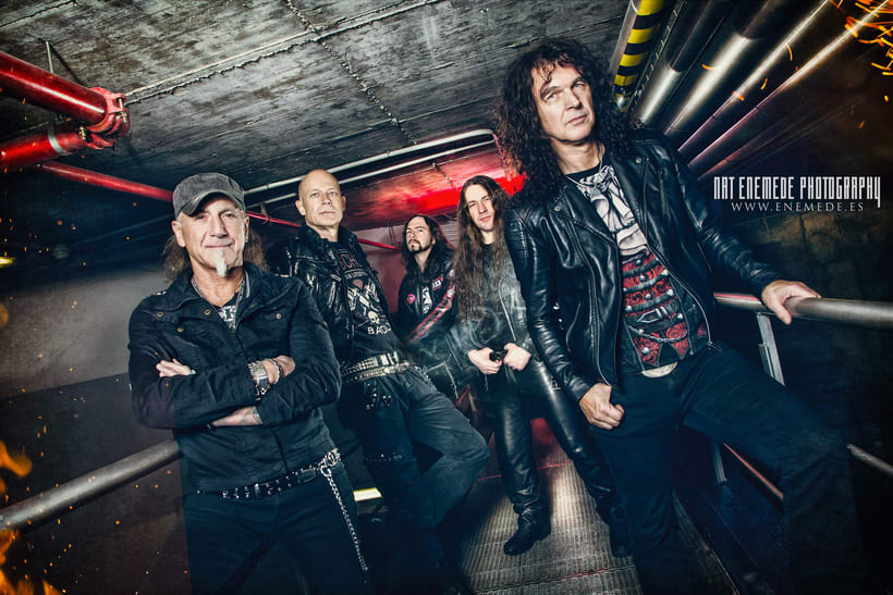 Promo para bandas - Band promoshoot 1