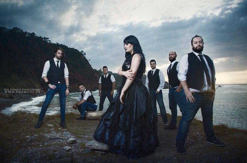 Promo para bandas - Band promoshoot 4