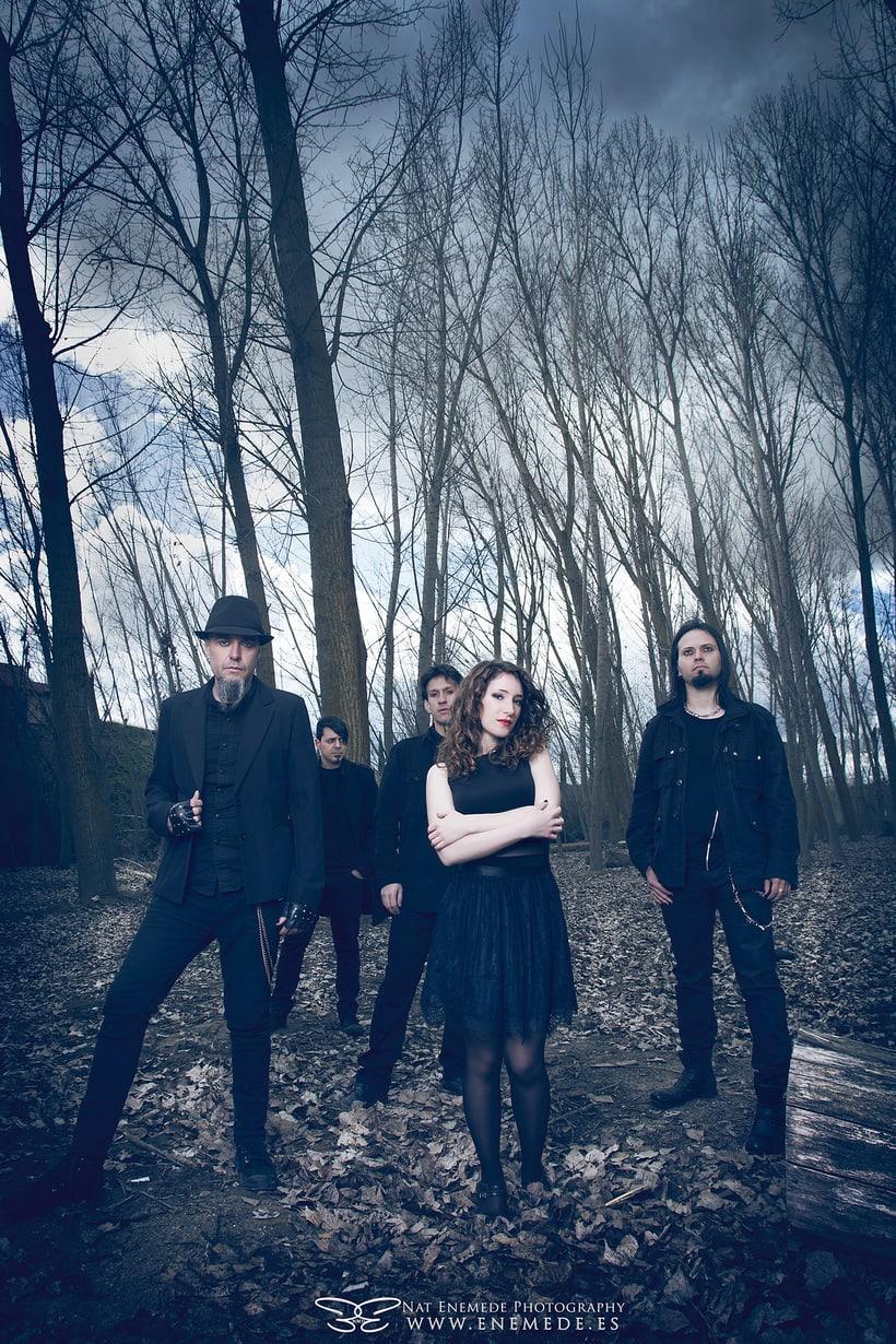 Promo para bandas - Band promoshoot 6